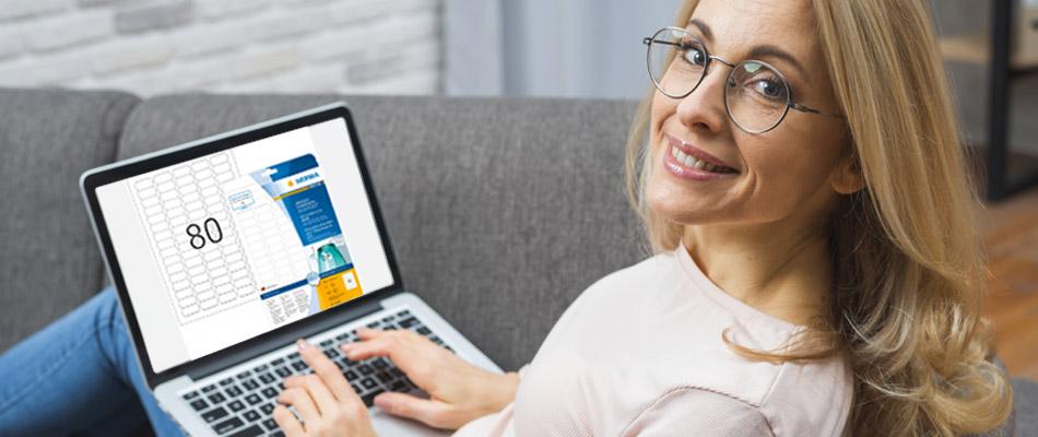 Fournitures pour professionnels : acheter en ligne des étiquettes de prix