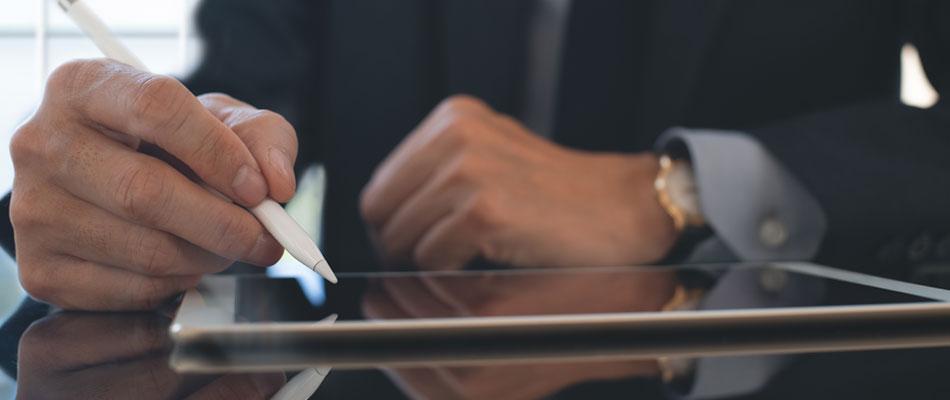 Signature électronique d'un PDF